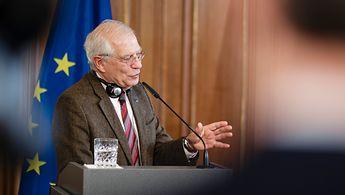 JosepBorrell, HoherVertreterfür Außen- und Sicherheitspolitik der EU (Archivbild)