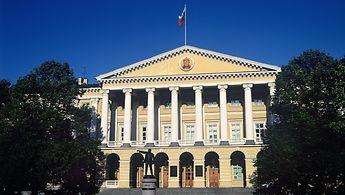Smolny-Institut in St. Petersburg