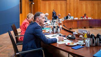 Gymnich-Treffen in Berlin