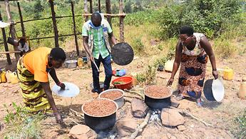 Burundi: Unterstützung durch die Welthungerhilfe